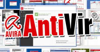 free antivirus programm antivir maleware software