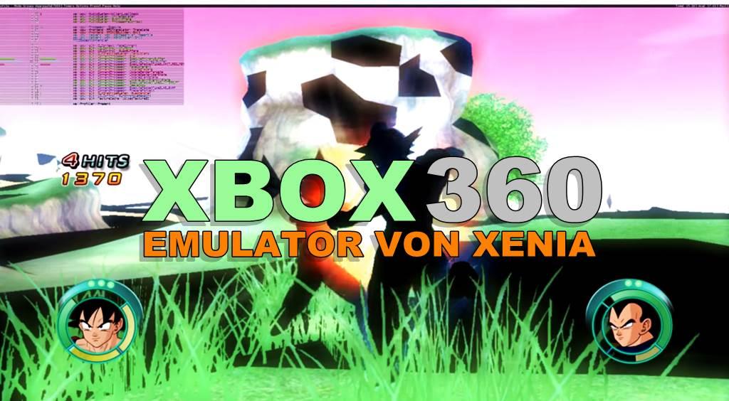 download xenia 360
