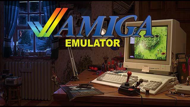 WINUAE - Der beste Amiga Emulator für den PC