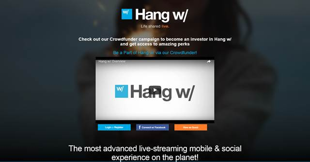 younow youtube alternative hangwith com video stream portal live streaming streamen
