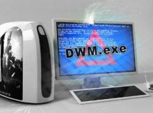 Desktopfenster Manager Funktioniert nicht dwm