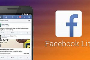 facebook lite für android downloaden