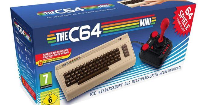 retro games ltd bringt die computerlegende c64 zurück
