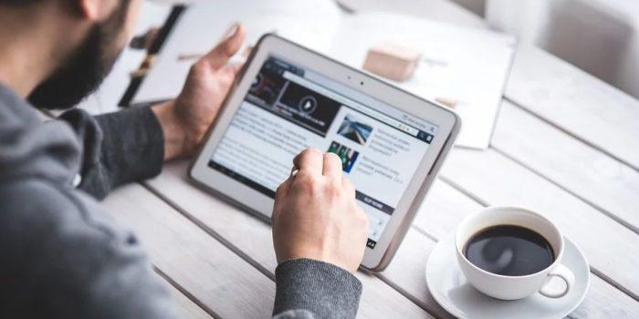 Fünf Gründe dafür dass es noch einen Markt für Tablets gibt Video Slots Tablet Smartphone Casino Notepad